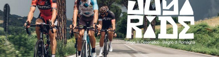 Daniel Oss e Just Ride, il piacere di pedalare