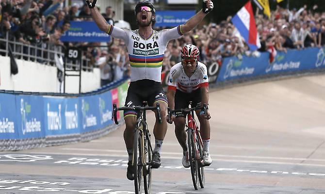 Pagelle ignoranti Parigi Roubaix 2018