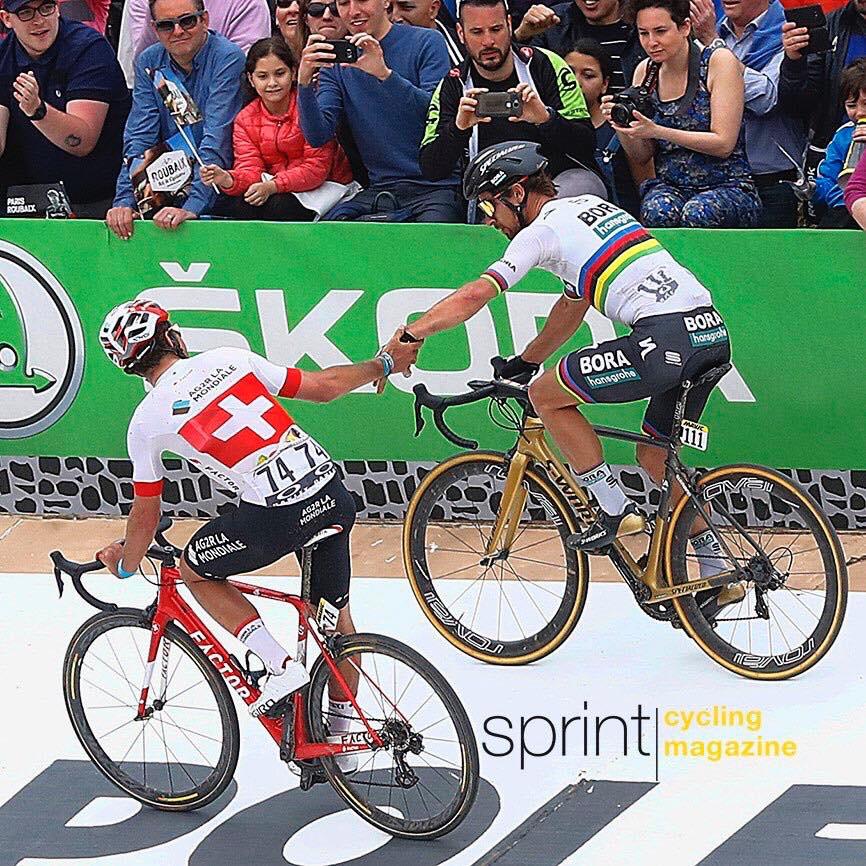 Silvan Dillier l'eroe della Parigi – Roubaix