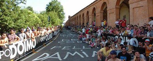 102° Giro d'Italia: Grande Partenza sul San Luca