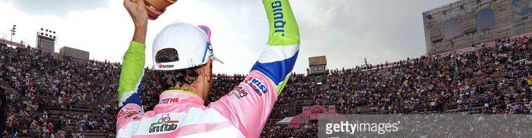Giro d'Italia 102 – il percorso è un disegno bellissimo
