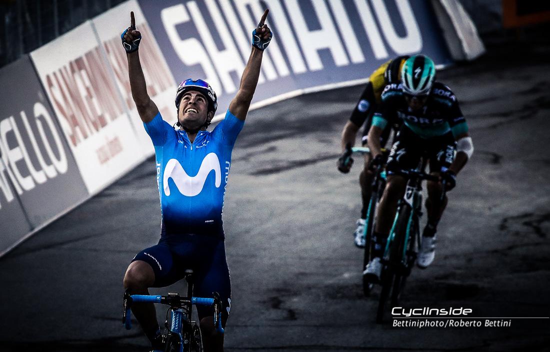 Landa dedica Scarponi stagione 2018