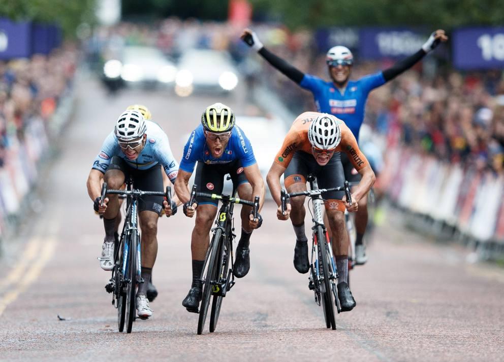 ciclisti più iconici cimolai