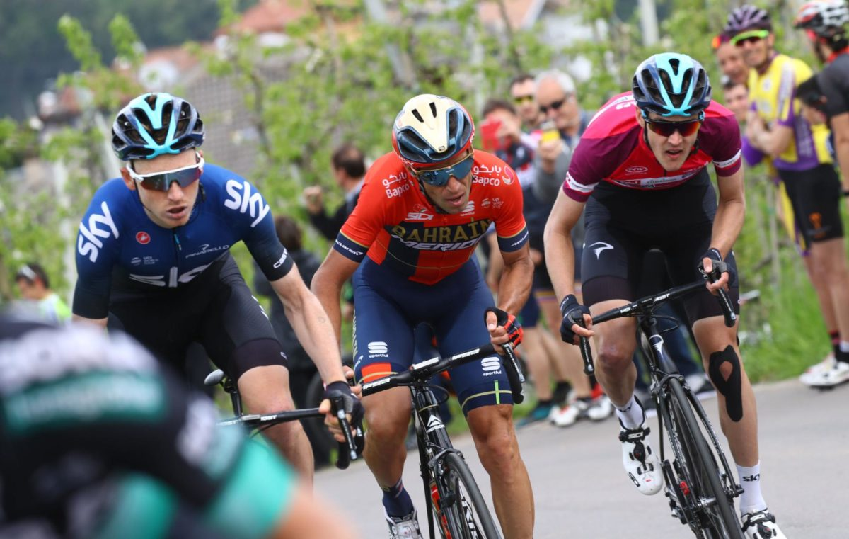 Tour of the Alps: Nibali, Sivakov, Geoghegan