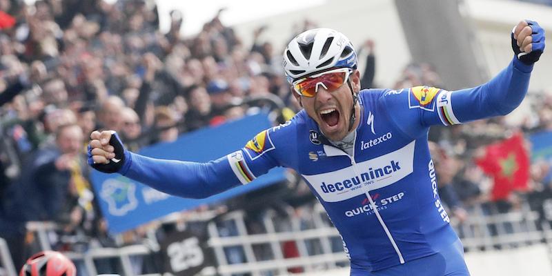 Philippe Gilbert Pagelle Ignoranti Parigi Roubaix