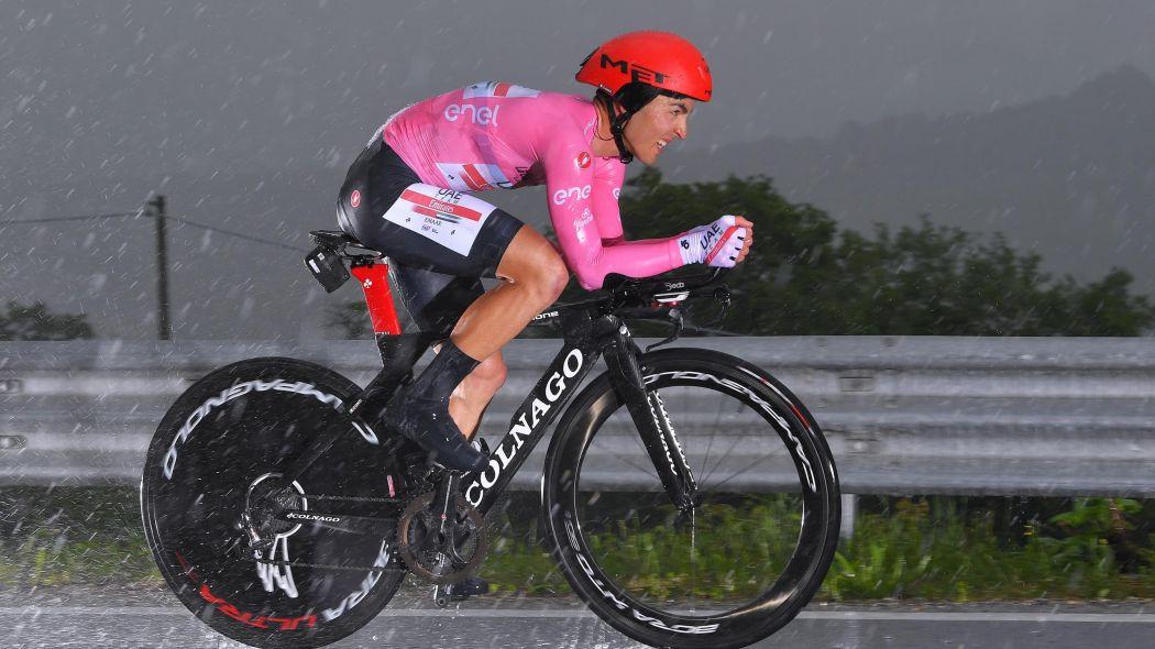 Giro d'Italia Valerio Conti