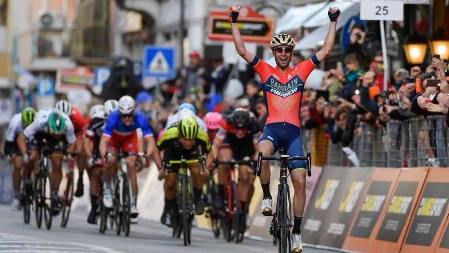 Best decennio: Sanremo Nibali