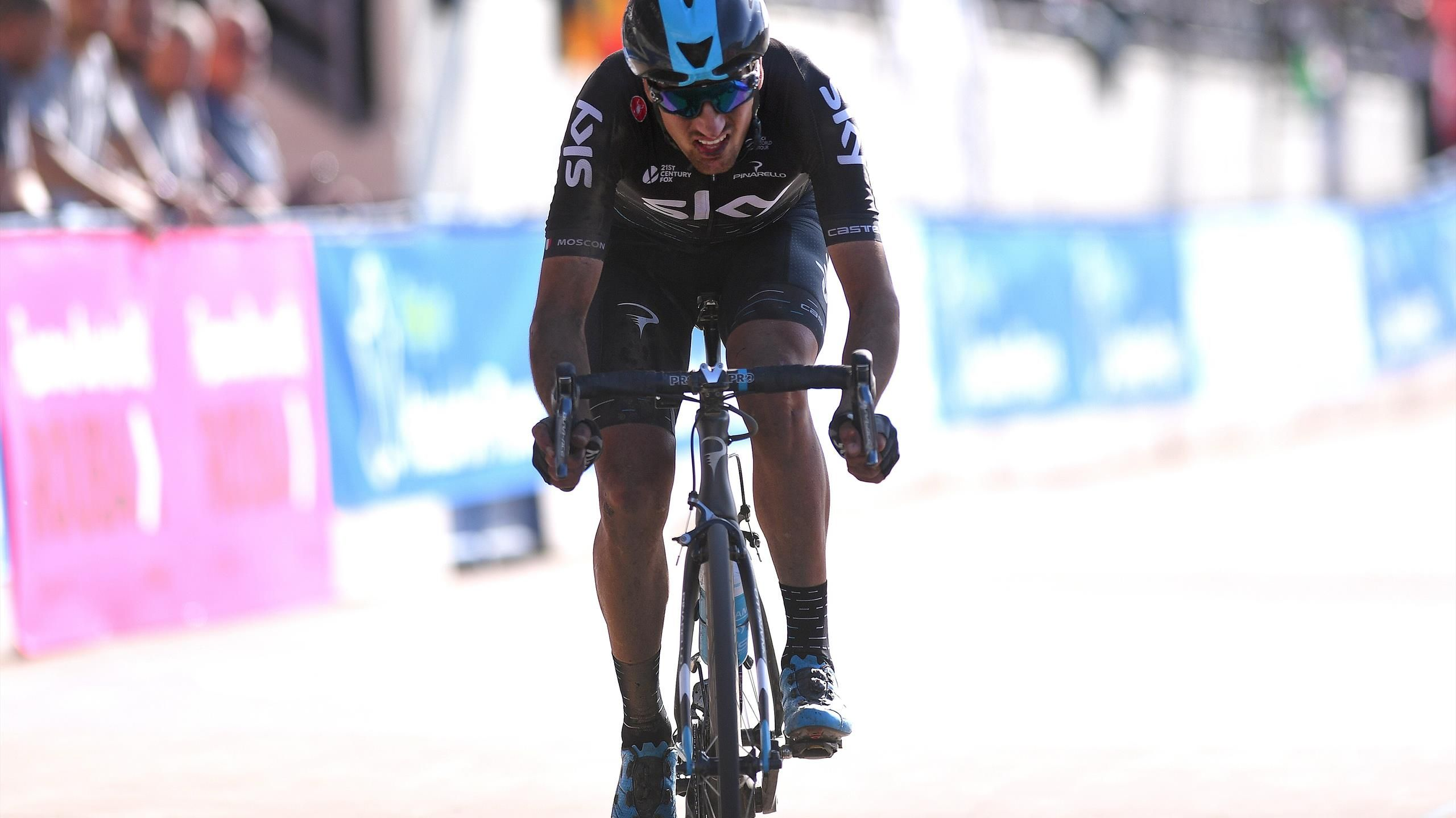 Moscon Parigi-Roubaix 2017
